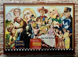Ralph Massey -history Of Hollywood From The Beginning - Painting