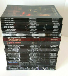 Vampire The Dark Ages Books White Wolf World Of Darkness Same Day Shipping