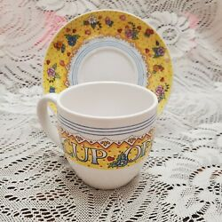 Mary Engelbreit Teacup And Saucer Cup Of Kindness