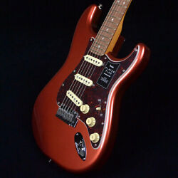 Fender Player Plus Stratocaster Aged Candy Apple Red Safe Delivery From Japan