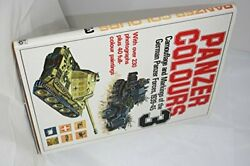 Panzer Colors, Vol. 3 Camouflage And Markings Of German By Bruce Culver And Bill
