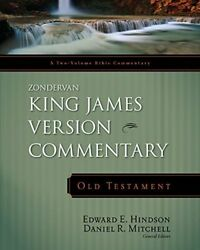 Zondervan King James Version Commentary---old Testament By Steven Ger And Barth
