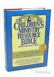 Children's Ministry Resource Bible New King James By Thomas Nelson Excellent