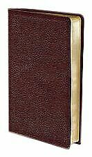 Niv, Thinline Bible, Compact, Bonded Leather, Burgundy, By Zondervan Excellent