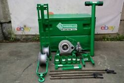 Greenlee 4000 Lbs Wire Cable Tugger Puller Works Fine Bg2