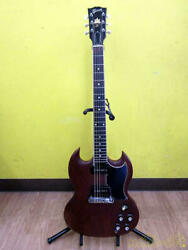 Gibson Sg 50pawch1 109320685 Electric Guitar W/hard Case Ships Safely From Japan
