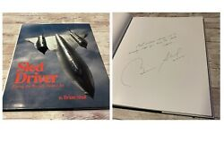 Sled Driver Flying The Worldand039s Fastest Jet Brian Shul 1st Printing 1991 Signed