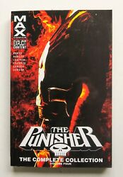 Punisher The Complete Collection V 4 Max Comics Marvel Graphic Novel Comic Book