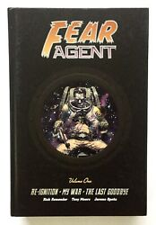 Fear Agent Library Edition Vol 1 Re-ignition My War The Last Goodbye Dark Horse