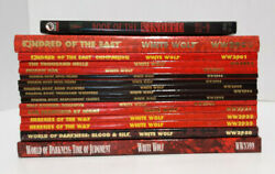 Kindred Of The East Books Rpg White Wolf Same Day Shipping