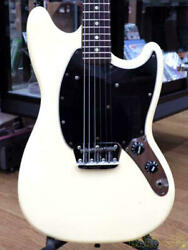 Fender Usa Music Master S703084 With Hard Case Perfect Packing From Japan