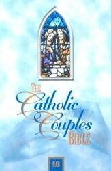 Catholic Couples Bible By Devotional Mint Condition