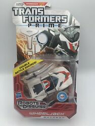 Transformers Prime Robots In Disguise Rid Autobot Wheeljack Deluxe Class New