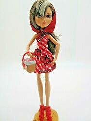 Ever After High----enchanted Picnic Cerise Hood Doll