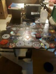 Not Working Video Game Lot Of 46 Games 5 Dvds 1 Cd Xbx Gamecube Ps2 Wii Dvd Cd