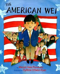 American Wei By Marion Hess Pomeranc - Hardcover Mint Condition