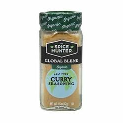 The Spice Hunter Curry Seasoning Organic 1.5 Ounce Jar Pack Of 48