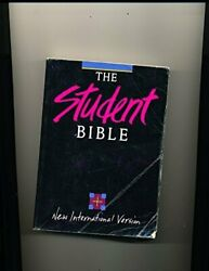 New Student Bible/new International Version By No Author Brand New