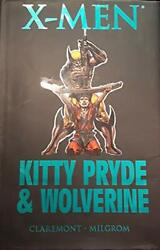 X-men Kitty Pryde And Wolverine Marvel Premiere Classic By Chris Claremont Vg