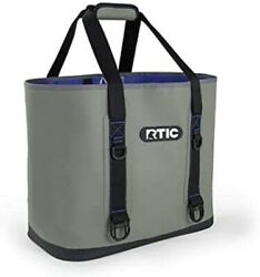 RTIC Large Beach Bag Storm Cloud Fast Free Shipping New with Tags $119.00