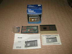 Sears 429185 Weekender Ii Electronic Heating And Cooling Programmable Thermostat
