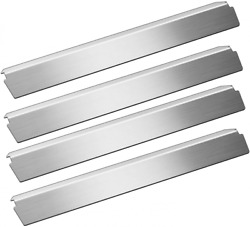 Folocy 15 1/4 Stainless Steel Gas Grill Replacement Parts Heat Plate Shield...