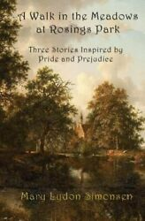 A Walk In Meadows At Rosings Park By Mary Lydon Simonsen
