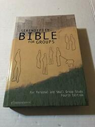 Serendipity Bible For Groups New International Version By Lyman Coleman New