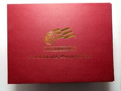 2008 Us Mint 8-8-08 Double Prosperity 2 Gold Coin Set Ogp And Coa Low Mintage