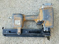 Bostitch Model T36 Pneumatic Air Finish Nailer Tested Works