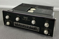 Mcintosh Ma 6100 Integrated Preamp Amplifier Andndash Excellent