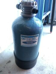 Rv Water Softener - On The Go Double Std Water Softener