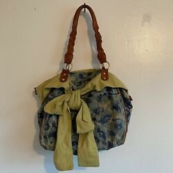 Anthropologie Colorful Exotic Purse