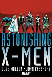 Astonishing X-men Omnibus By Joss Whedon - Hardcover Excellent Condition