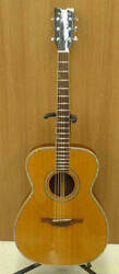 History Nt-202 09120742 Acoustic Guitar With Hard Case Ships Safely From Japan