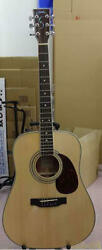 S.yairi Yd-3m Acoustic Guitar With Soft Case Safe Shipping From Japan