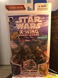 Star Wars Storm Commando And General Weir Rare Walmart Exclusive X-wing Rogue Ldr