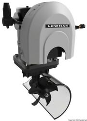 Marine Boat Bow Thruster Kit W/ Control Panel/cable/fuse/tunnel 12v 2.7kw Lewmar