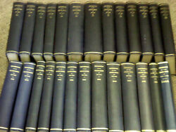 Proceedings Of The Grand Lodge Of New York, 26 Volumes, 1904-1966, Nice