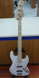 Bacchus Woodline 417 139450 Electric Bass With Gig Case Safe Delivery From Japan