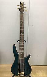 Ibanez Sr2405w 181200630 Electric Bass With Soft Case Safe Delivery From Japan