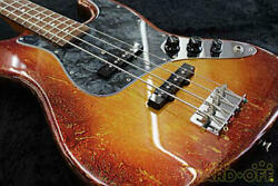 Sago Classic Style J4 Volcano Electric Bass With Gig Bag Ships Safely From Japan