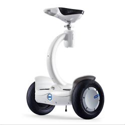 Airwheel S8 Electric Scooter With Seat 2x Battery Capacity Free Shipping From Us