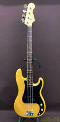Fender Usa American Precision Bass Z3146344 W/hard Case Ships Safely From Japan
