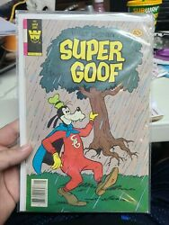 Super Goof 60 - Newsstand 1980 Whitman - White Pages