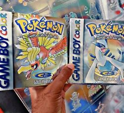 pokemon silver and gold sealed $3300.00
