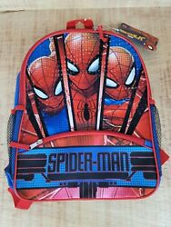 The Amazing Spider man Marvel Reflective Kids School Backpack $17.99