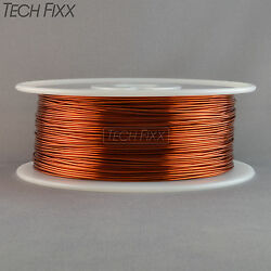 Magnet Wire 16 Gauge Awg Enameled Copper 440 Feet Coil Winding And Crafts 200c