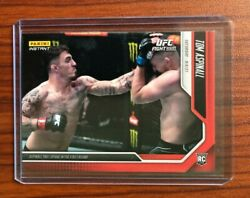 2021 Panini Instant Ufc Tom Aspinall Rookie Card Rc 35 Short Print Sp /325