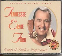 Tennessee Ernie Ford - Songs Of Faith And Inspiration { Readers Digest } { 3 And039s